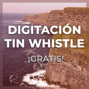 Digitacion tin whistle